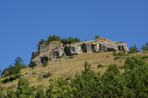 Rocca di Roseto, foto di Francesco Mosca (2009)